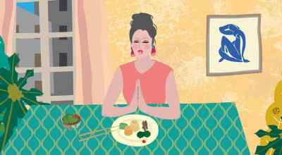 Strictly Vegan: The Temple Cuisine | CrunchyTales Stefania Tomasich