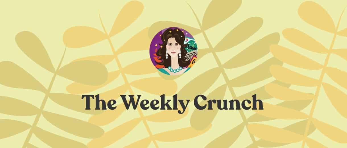 Our Crunchy Talks Set The World On Fire