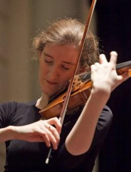 Maria Milstein (viool) & Sander Sittig (piano)
