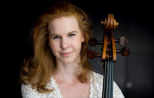 Harriet Krijgh (cello)