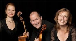 Osiris Trio (piano trio) 17 januari (uitverkocht)