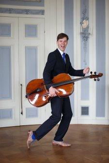 Joachim Eijlander & friends (3 cello's - piano) Zaterdag 10 november 2018