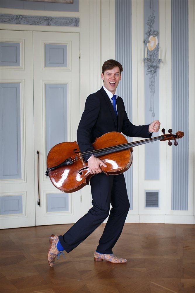 Joachim Eijlander (cello) Aart Bergwerff (kistorgel)  22 02 2020