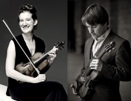 Maria Milstein viool en Mathieu van Bellen viool zondagmiddag uitgesteld naar een nog onbekende datum.