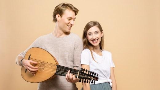 Duo Serenissima Elisabeth Hetherington zang en David Mackor luitist uitgesteld naar onbekende datum