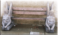 Baily Winery Bench