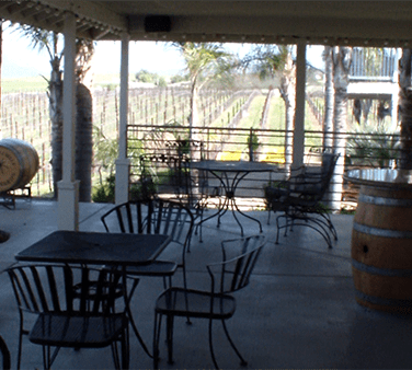 Chapin Family Patio