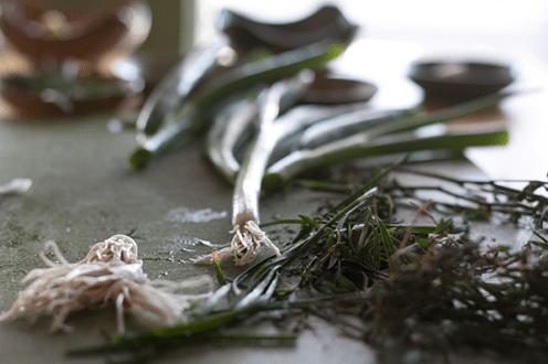 Prep Ingredients Herbs