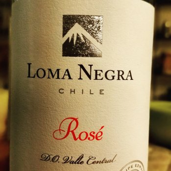 A Rosé from Chile that is 70% Cabernet Sauvignon and 30% Merlot.
