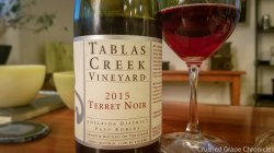 Tablas Creek 2015 Terret Noir