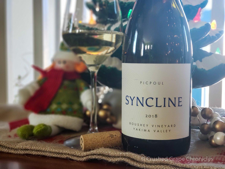 Syncline 2018 Picpoul Boushey Vineyard