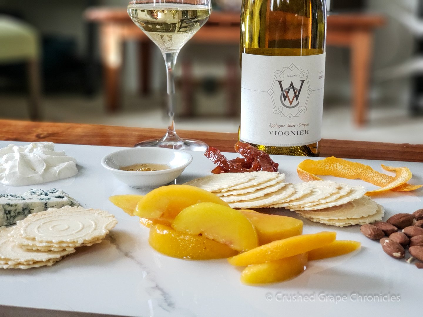 Wooldridge Creek Cheese Pairing