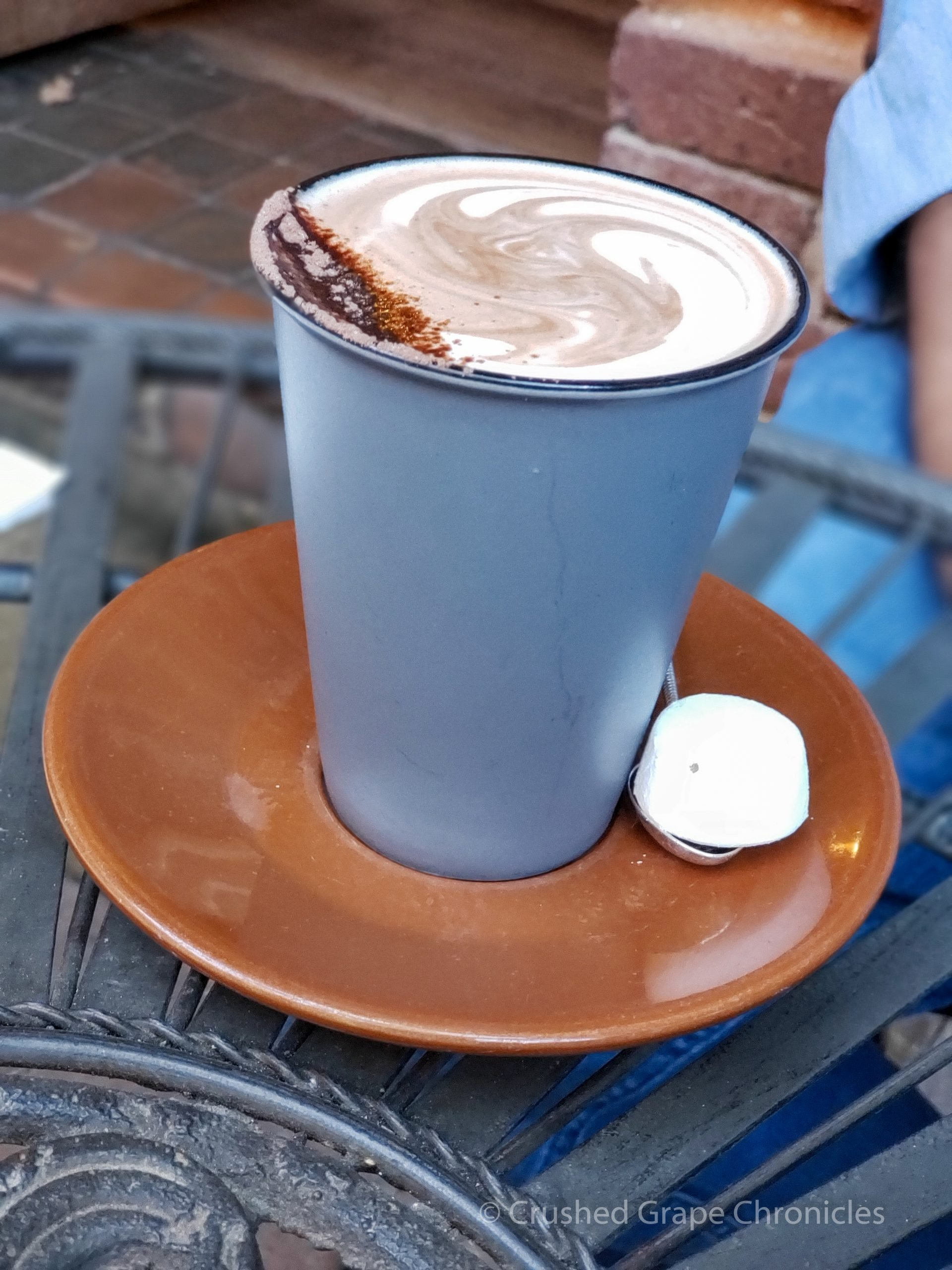 Cocoa at Alby + Esther's Mudgee NSW Australia