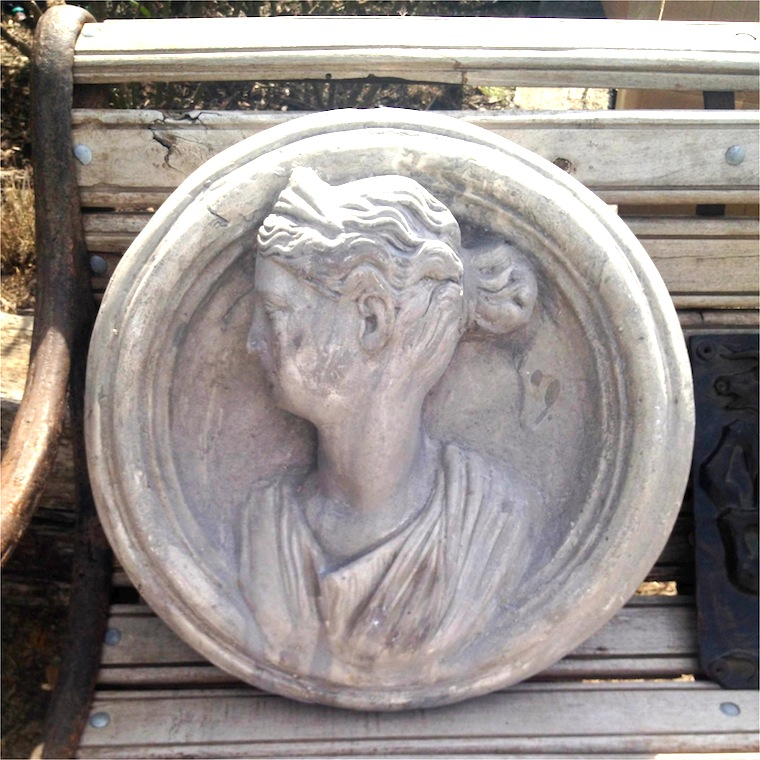 reworks woman relief