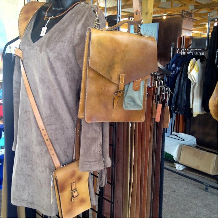 pure marfa leather