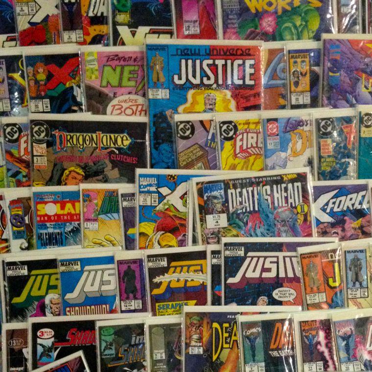 RTVM Comics