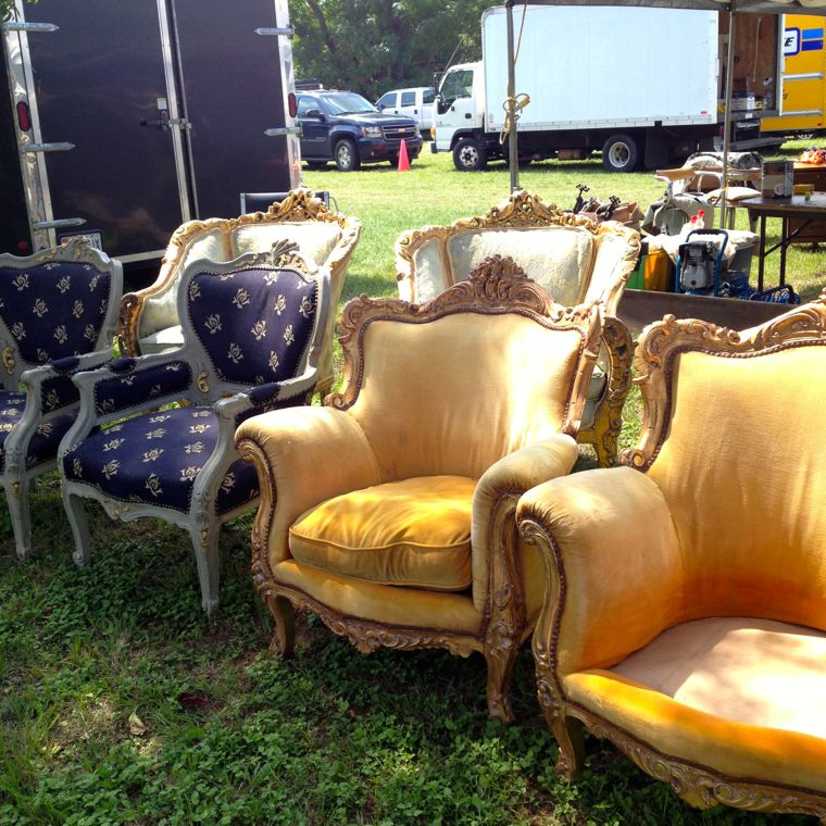 Mel El Undone Chairs