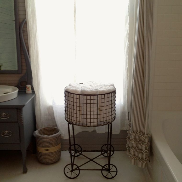 Mkt Towel Basket