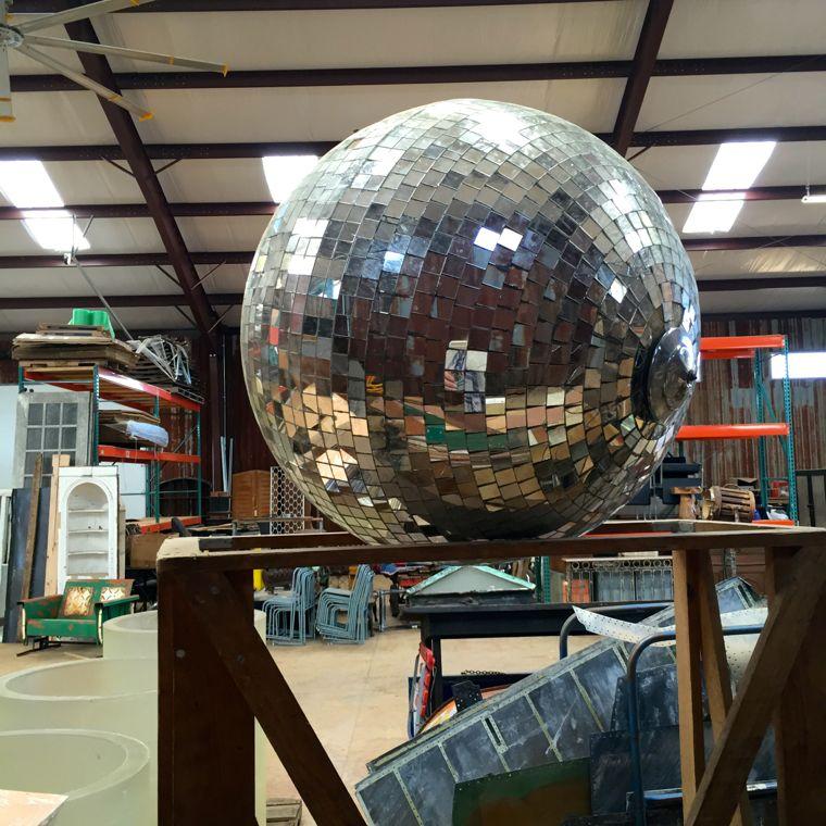 RTP Disco Ball