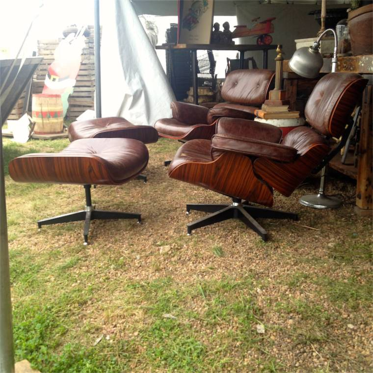 Shenk Eames Loungers