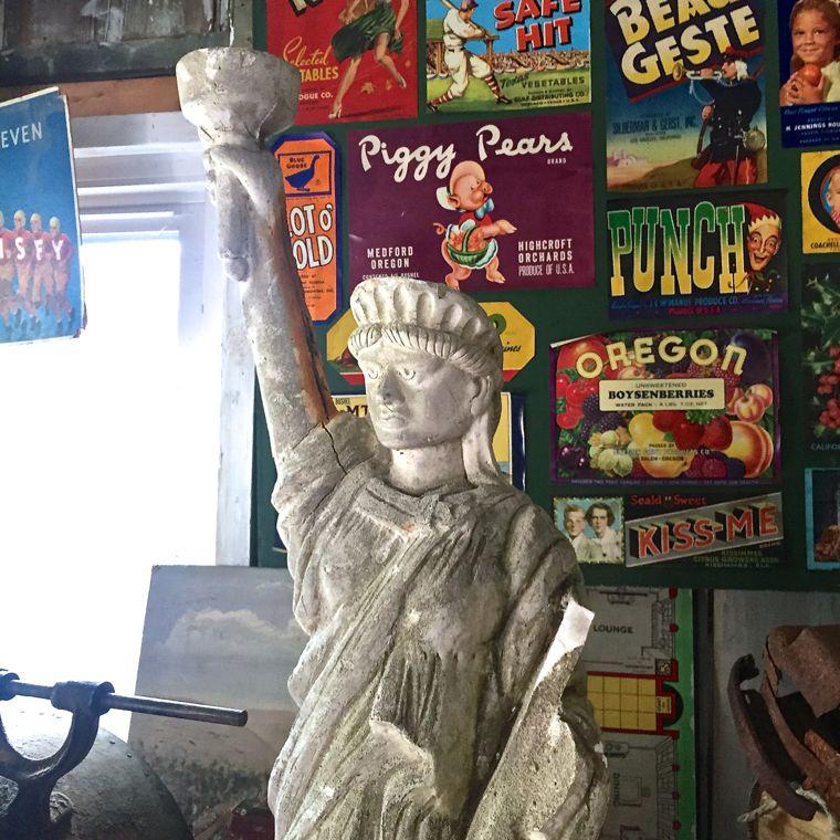 Jersey P Lady Liberty