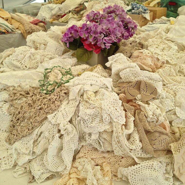 Vintage Laundry Crochet
