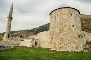 Castelo de Travnik