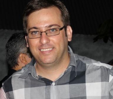 Dialison Cleber Vitti, Presidente do Conseg
