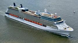Celebrity Cruises anuncia parceria com a Hollywood Hot Glass