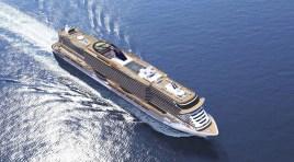 Autoridades de Trieste preparam-se para receber o MSC Seaside (veja aqui o itinerário inaugural desde Trieste até Miami)