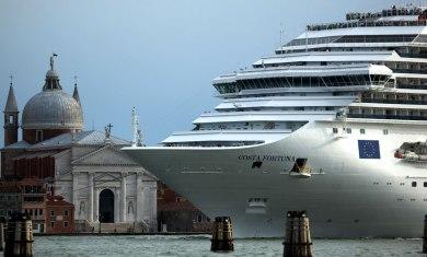 Costa Fortuna em Veneza