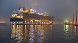 Furacão Irma: Ponto da situação dos navios da Royal Caribbean