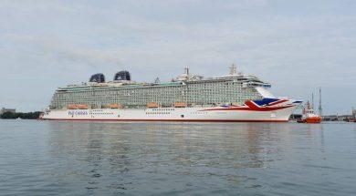 Britannia, P&O Cruises