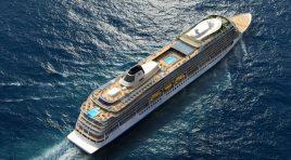 Volta ao Mundo: Viking Sun já partiu para um cruzeiro de 141 dias e 64 portos de escala