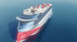 Virgin Voyages e Fincantieri assinam contrato para 3 navios de cruzeiro no valor de 2 mil milhões de euros