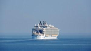Allure of the Seas visto do Epic