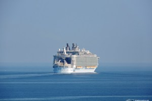 Allure of the Seas visto do Epic