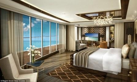 Regent Suite - Regent Seven Seas Explorer
