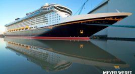Disney encomenda 2 novos navios