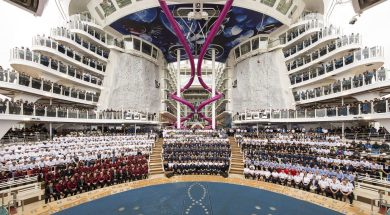Harmony of the Seas Crew