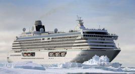 O cruzeiro mais perigoso do mundo: Polémico itinerário do Crystal Serenity já está em andamento