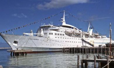 Sunward, Norwegian Cruise Line