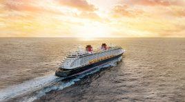 Disney Cruise Line adiciona mais um navio aos dois já em construção
