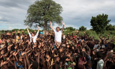 MSC Cruzeiros UNICEF Malawi