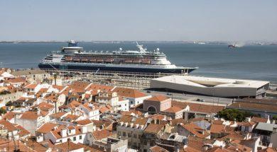Nova Gare do Terminal de Cruzeiros de Lisboa recebeu os primeiros passageiros