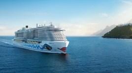 Começou a construção do AIDAnova, o primeiro navio do grupo Carnival a LNG