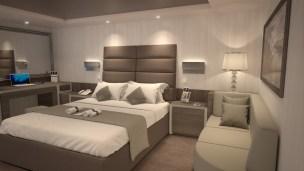 MSC Seaside, MSC Yacht Club Royal Suite