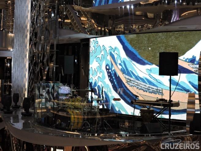 Atrium MSC Seaside | Deck 5