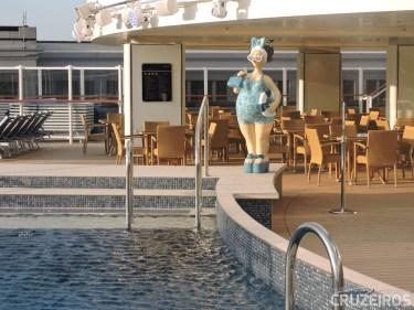 South Beach Pool | MSC Seaside