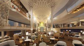 Conheça a magnífica Grand Plaza do novo Celebrity Edge (fotos)